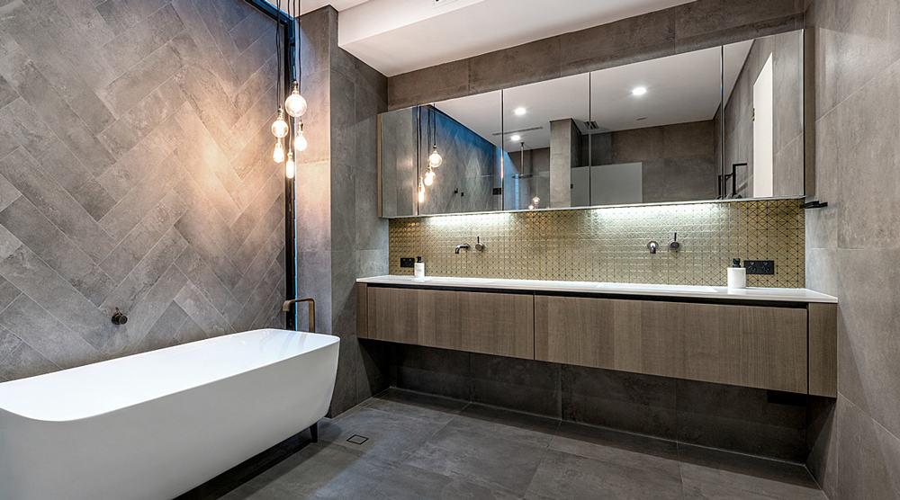 Ensuite Vanity and Bathrooms Perth
