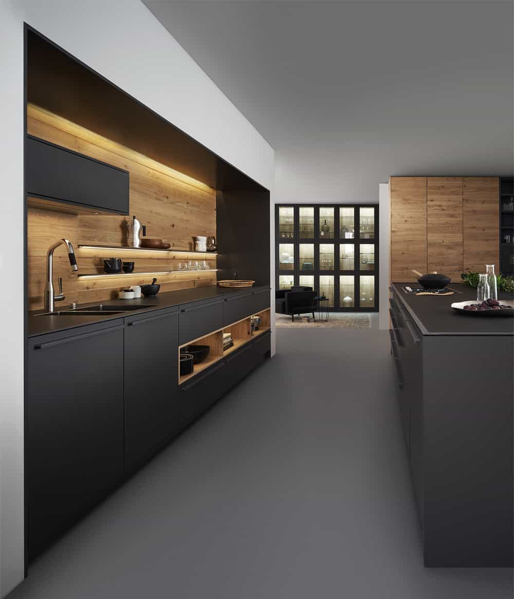 LEICHT - Perth European kitchens, showroom based in Subiaco