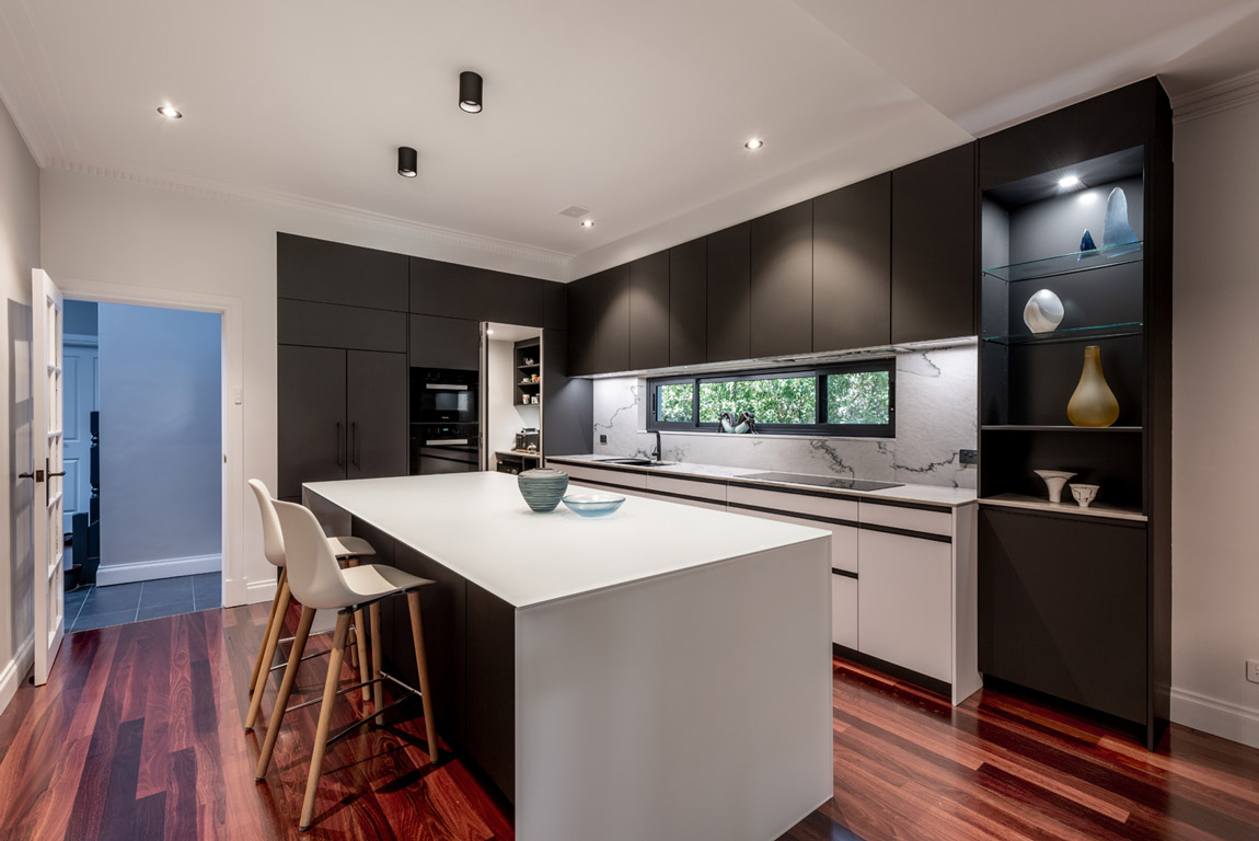 Menora Kitchen Renovation   InDesign WA