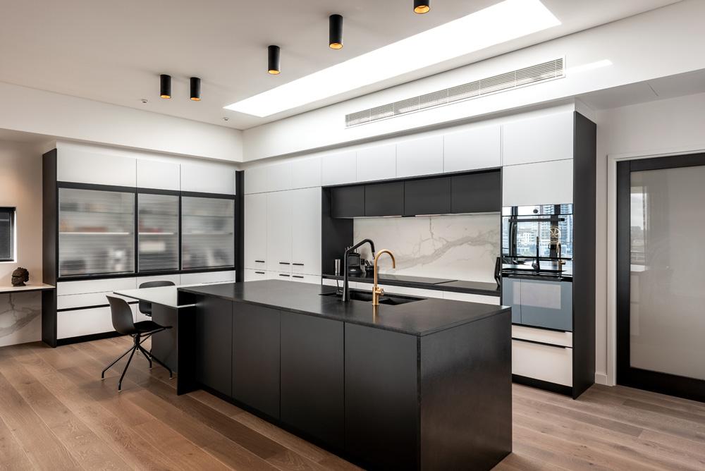 Kitchen Design and Kitchen Renovations Perth
